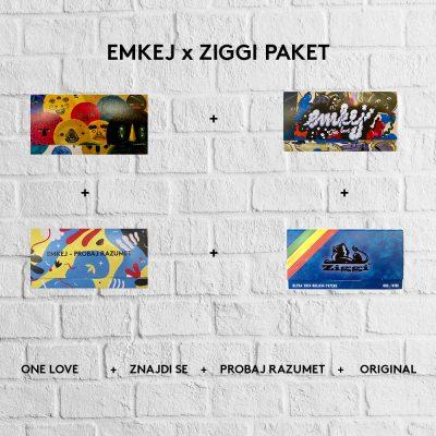EMKEJ x ZIGGI paket